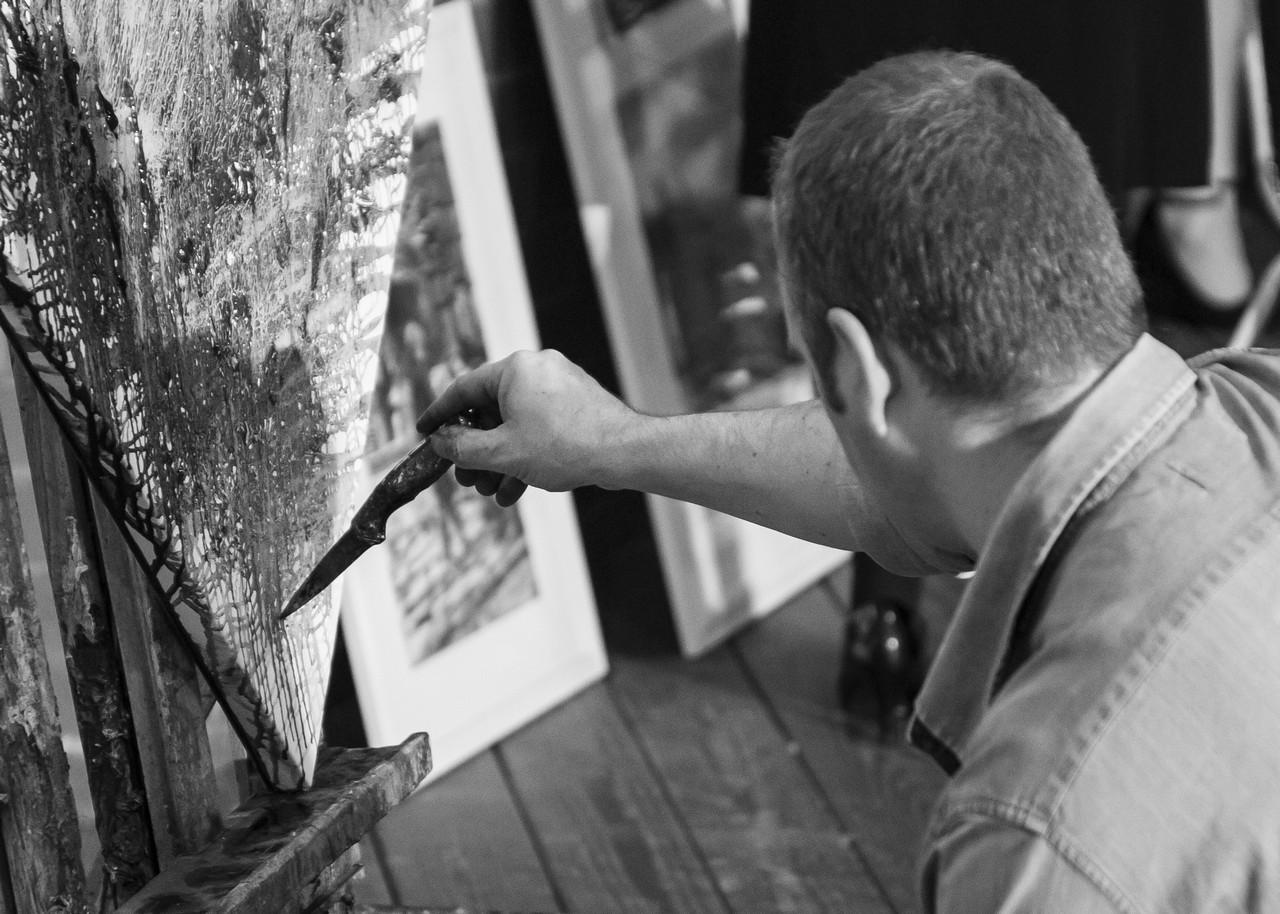 Artist - Peter Hill