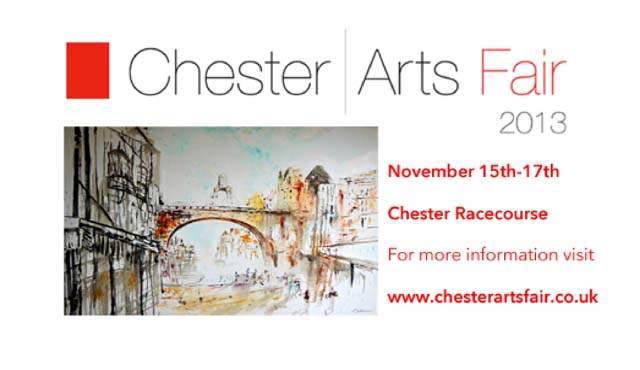 Chester Art Far 2013