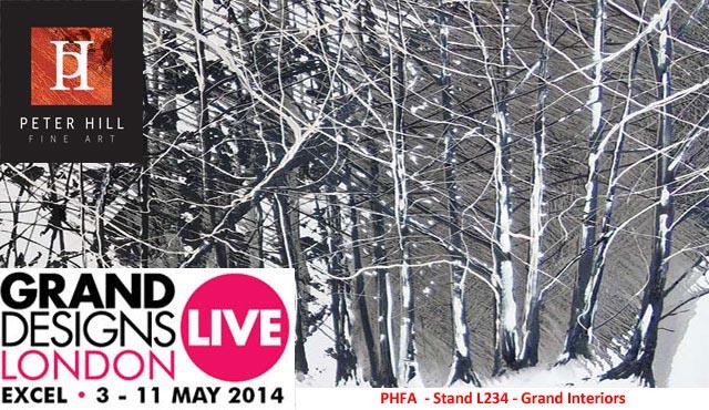 Grand Designs Live 2014