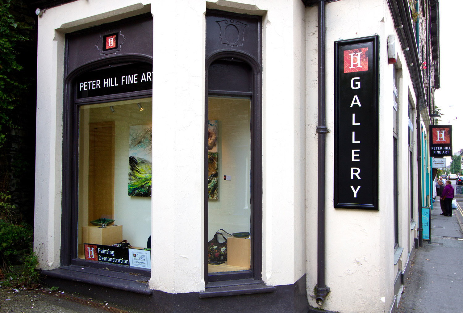 PHFA Kentemere Gallery Ambleside