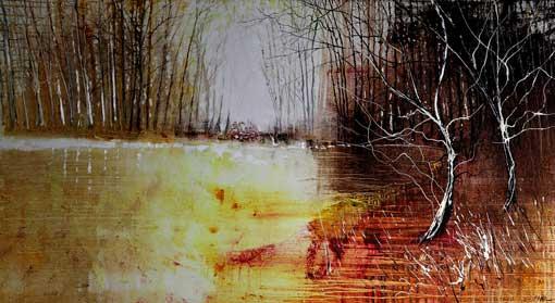 Autumn Still Waters