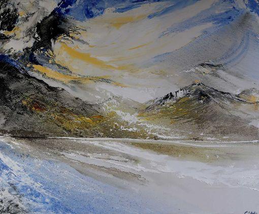 Passing Storm - Lakeland