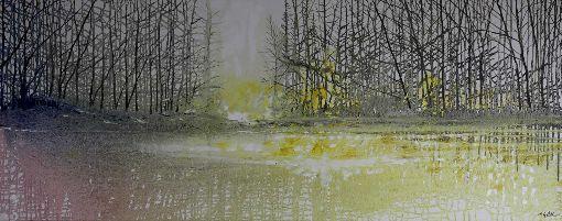 Pastel Light on Still Waters