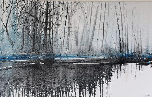 Mist Rising - November Morn