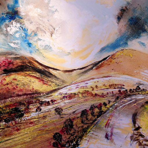 Newlands Pass - Buttermere