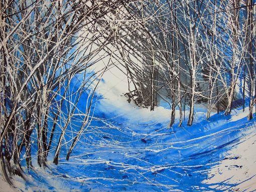 Winter - Stillness