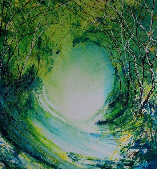 Spring Tree Tunnel II