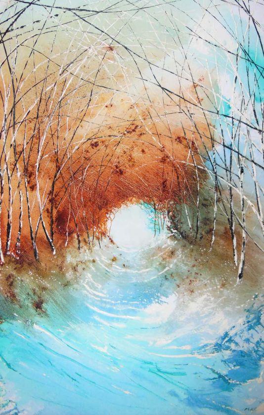 Winterland Tree Tunnel