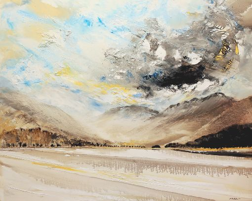 Passing Showers - Buttermere