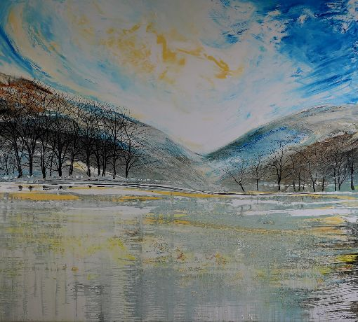Lakeland - Winter Stillness