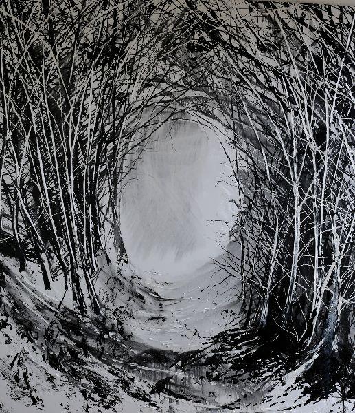 Winter - Langdale Woods
