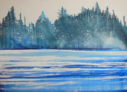Blue Lake Edge