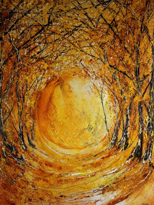 Rustic Gold - Tree Tunnel
