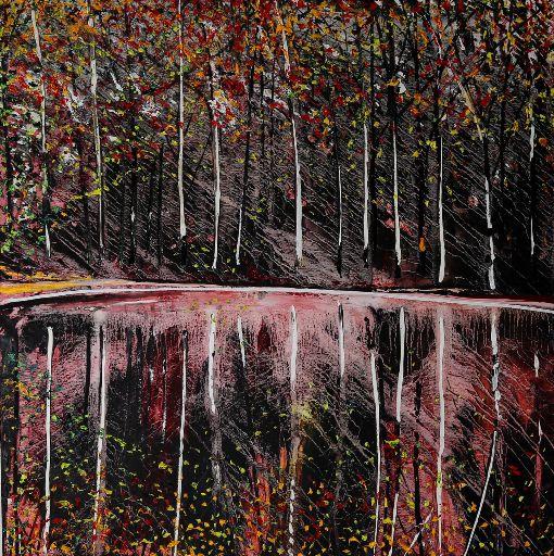 Stark Night - Crimson Forest