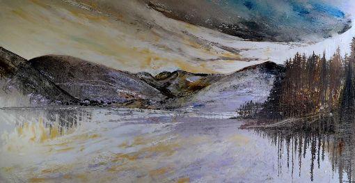Ullswater - Evening Light