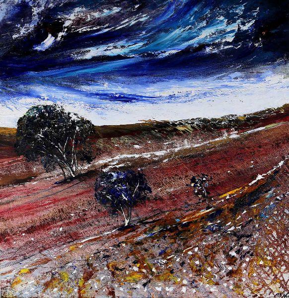 Wind Swept Moor